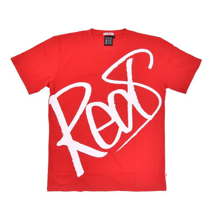 クルーネックTシャツ(Reds)