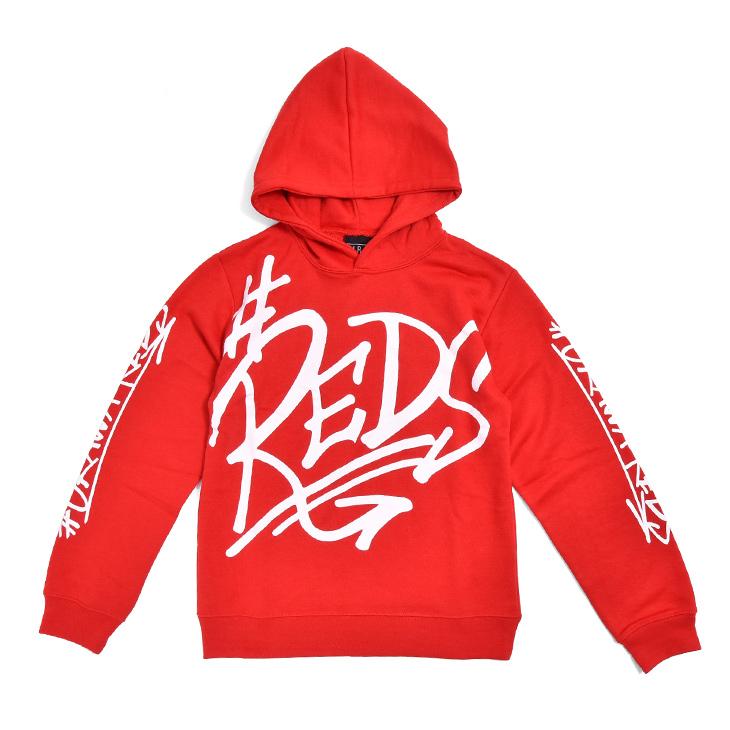 プルパーカー(REDS)キッズ