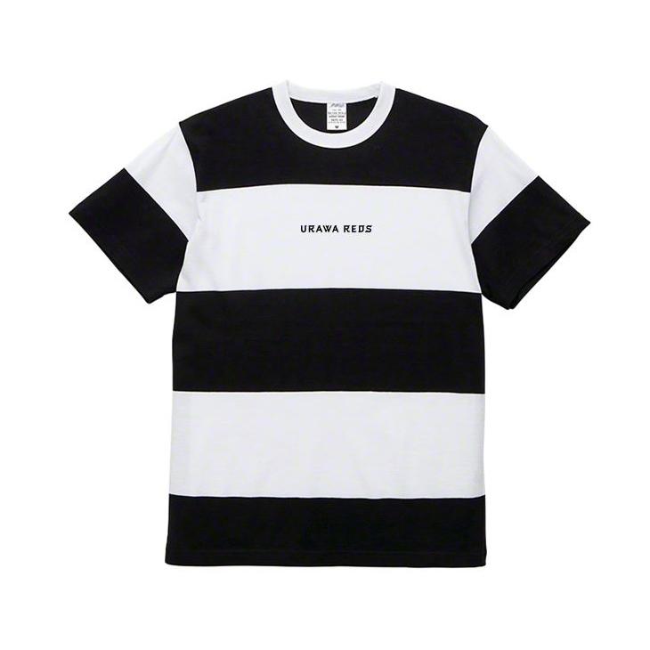 19ロゴボーダーTシャツ(太)