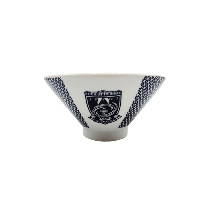 和コラボ 茶碗(丸紋)