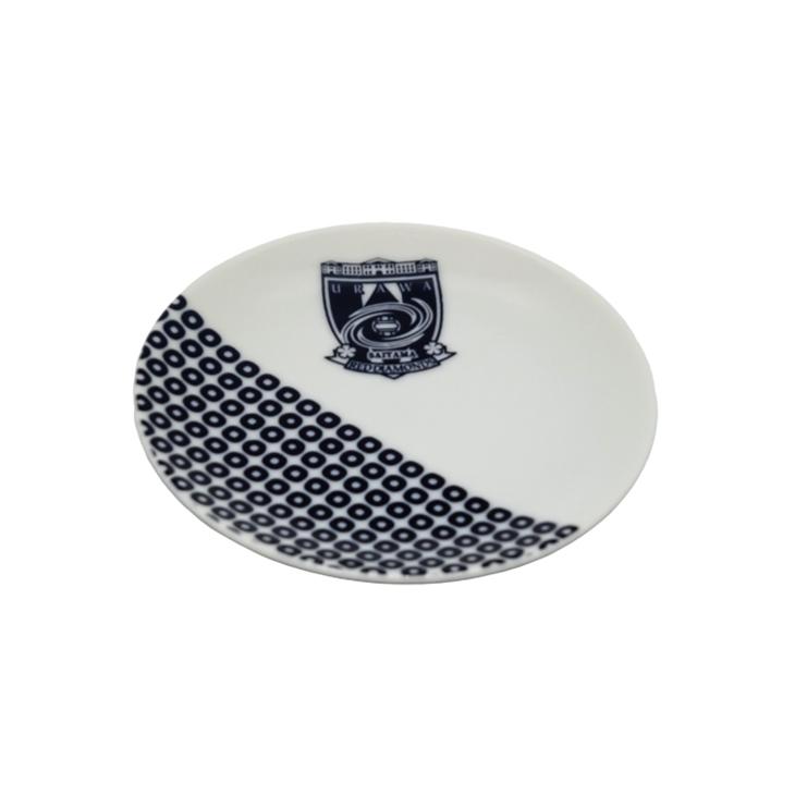 和コラボ 豆皿(丸紋)