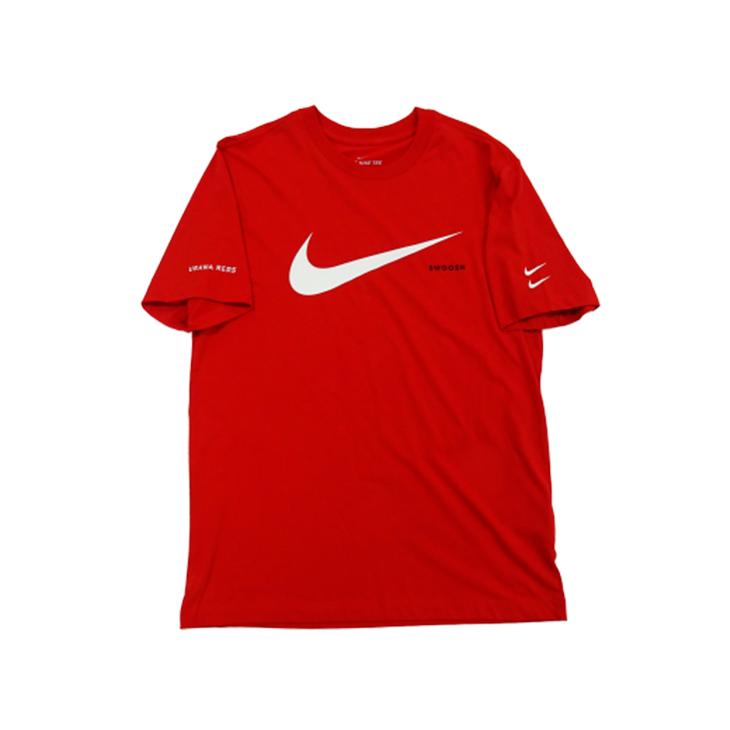 NIKE スウッシュTシャツ (赤)