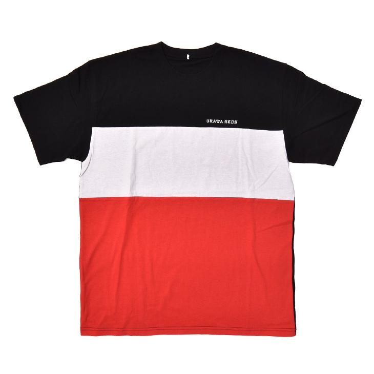 20パネルTシャツ(ロゴホワイト)