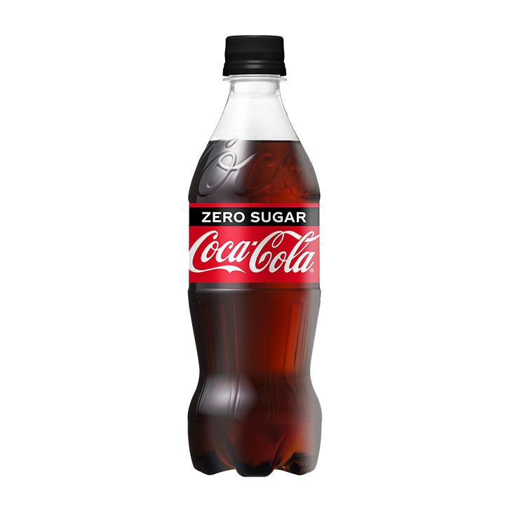 浦和レッズ×コカ・コーラ サポーター応援パック(コカ・コーラ ゼロシュガー)500ml×24本入り