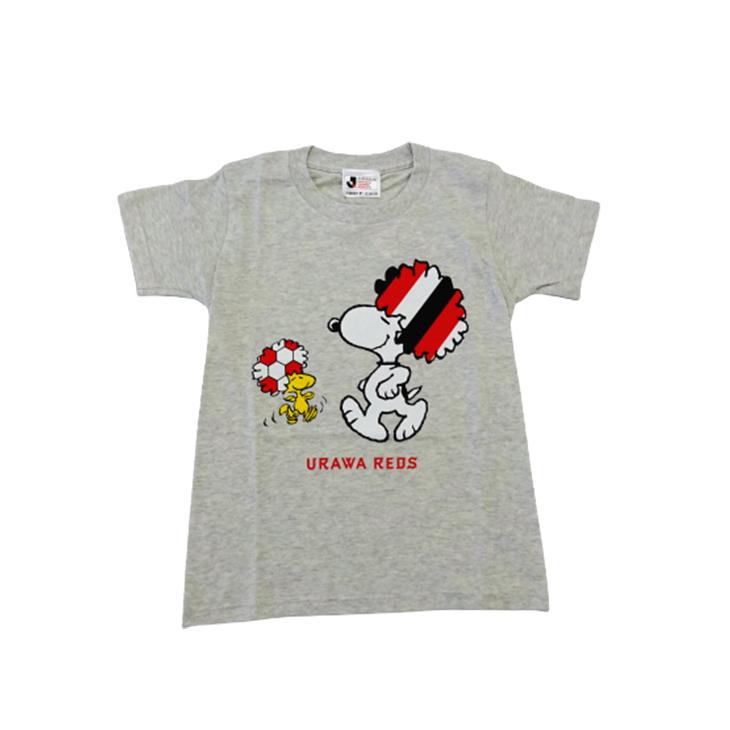 スヌーピー Tシャツ (アフロ柄) キッズ