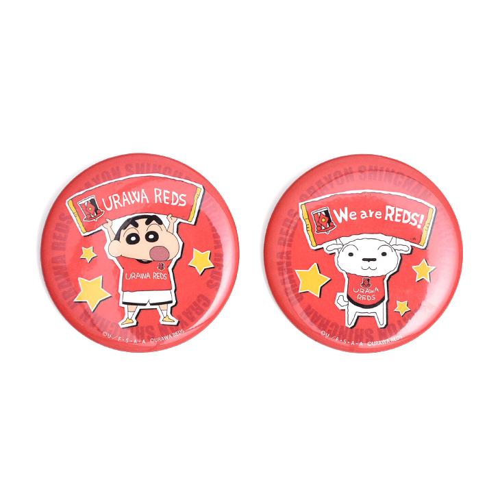 クレヨンしんちゃんコラボ缶バッジ