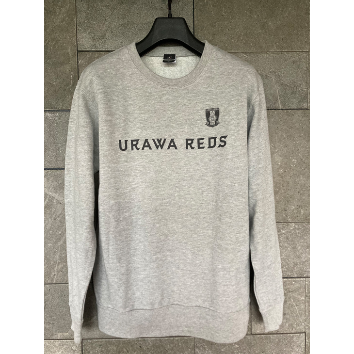 ネーム&ナンバー対応トレーナー(URAWA REDS)グレー