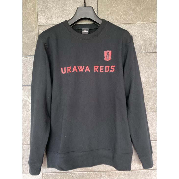 ネーム&ナンバー対応トレーナー(URAWA REDS)黒
