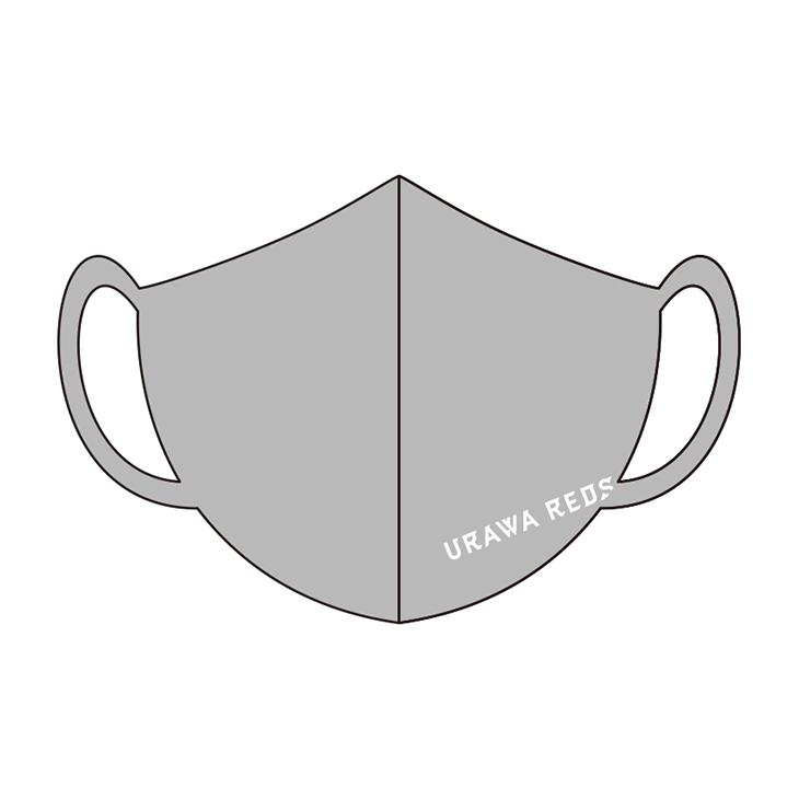 洗えるマスク3(グレー)
