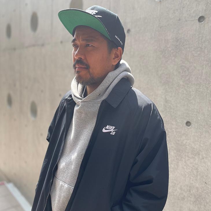 NIKE SBエッセンシャルズジャケット/ブラック