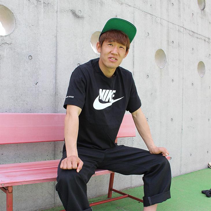 NIKE フューチュラアイコンTシャツ/ブラック