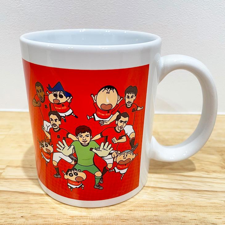 クレヨンしんちゃんコラボマグカップ