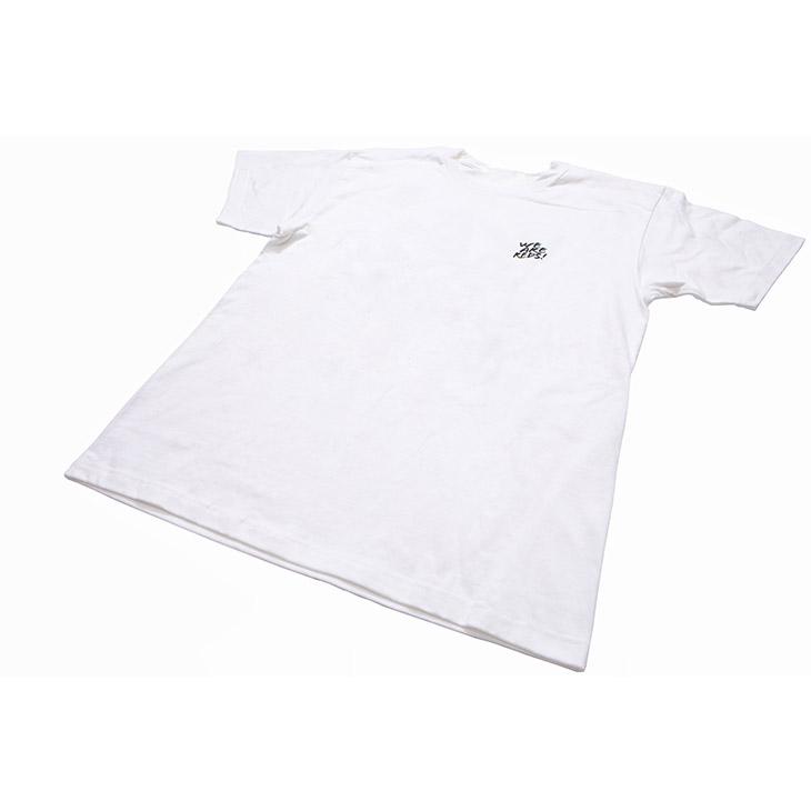 Tシャツ(ROOF)白