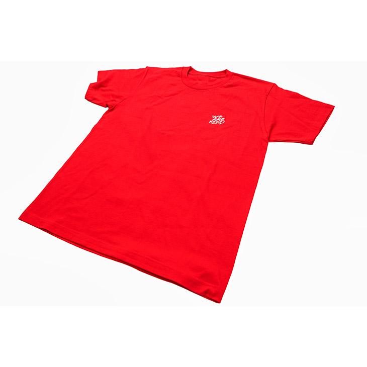 Tシャツ(ROOF)赤