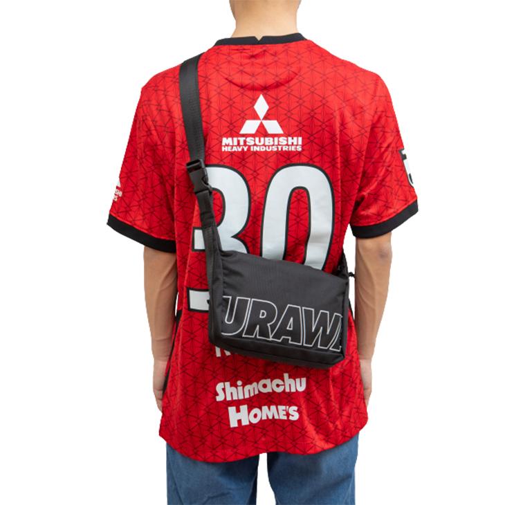 2WAYショルダーバッグ(URAWA REDS)
