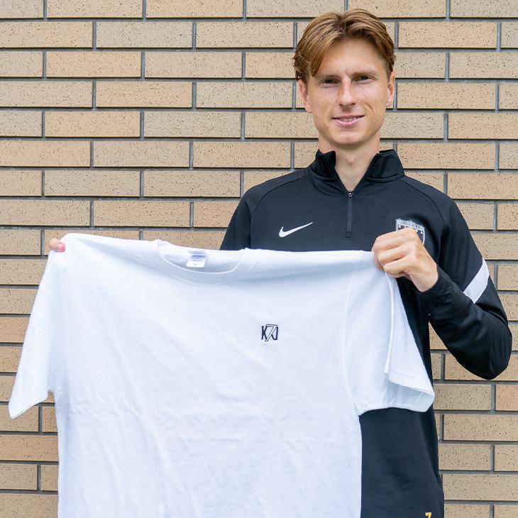 KJ7 Tシャツ(白)