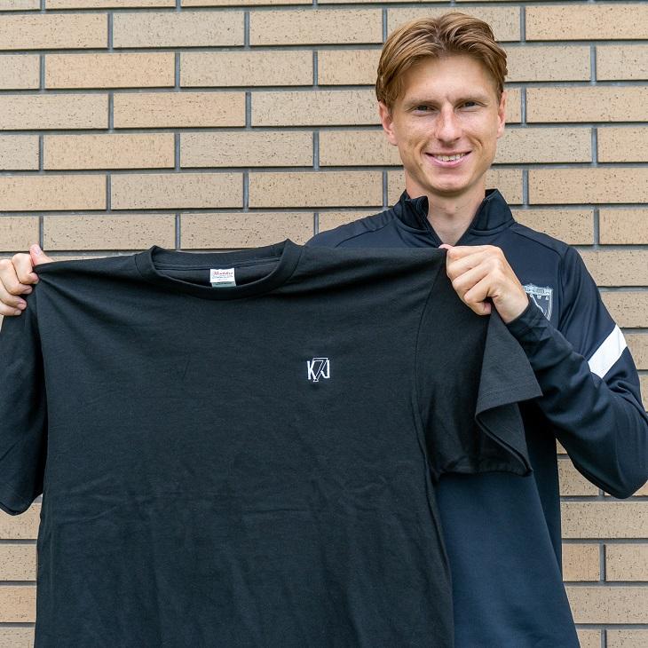 KJ7 Tシャツ(黒)