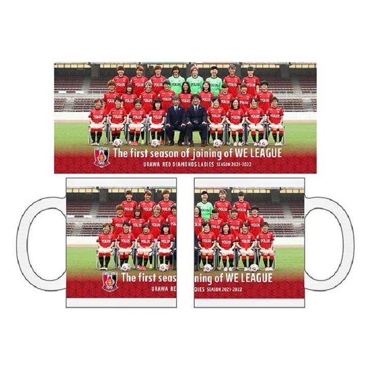 21レディースマグカップ