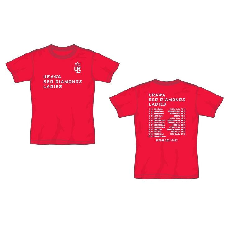 21レディースTシャツ
