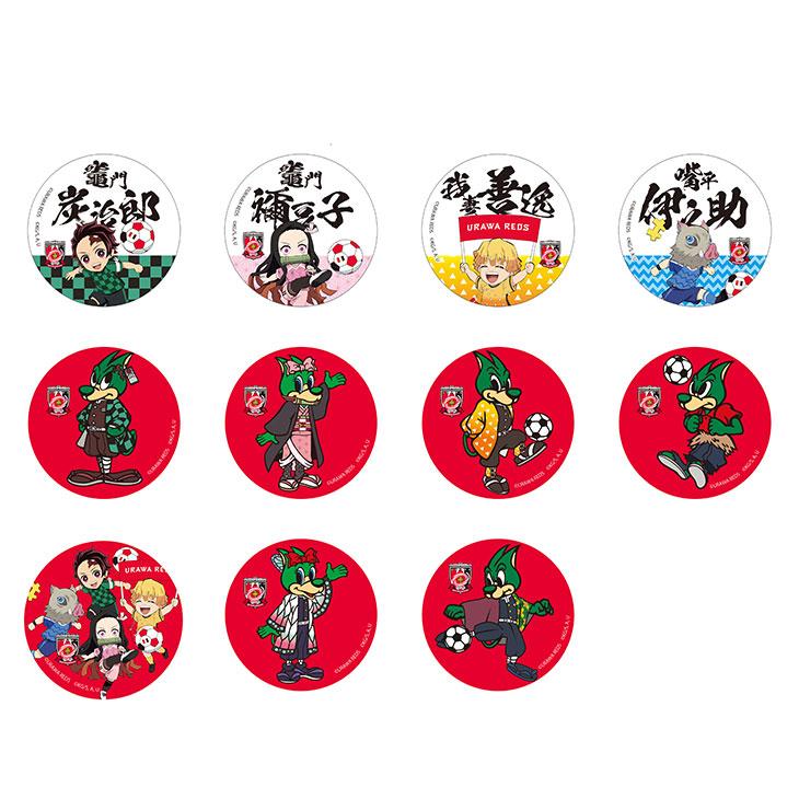 スポーツ2021×鬼滅の刃 缶バッジ(ブラインドパッケージ)