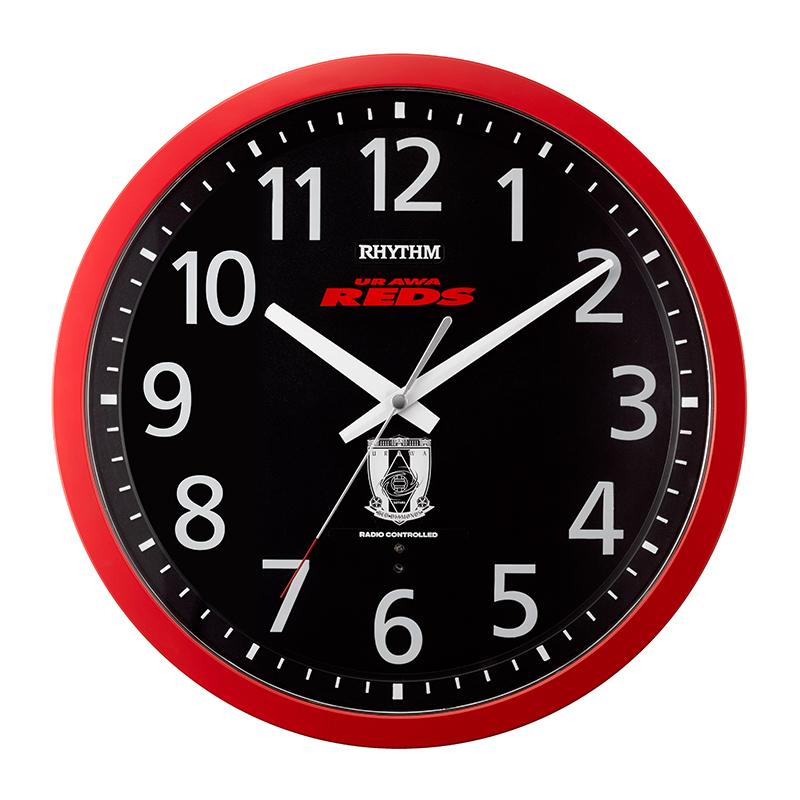 電波掛時計 / UARWA REDS